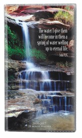 Spring of Water, 2016-17 Pocket Planner