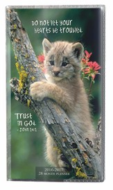 Trust in God, 2016-17 Pocket Planner