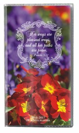 Her Ways Are Pleasant, 2016-17 Pocket Planner