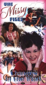The Missy Files: Changes in the Wind on VHS Video