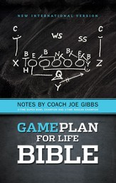 The Game Plan for Life Bible, NIV: Notes by Joe Gibbs / Special edition - eBook