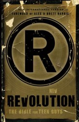 NIV Revolution: The Bible for Teen Guys: Updated Edition / Special edition - eBook