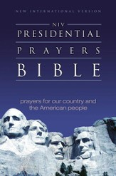 NIV Presidential Prayers Bible / Special edition - eBook