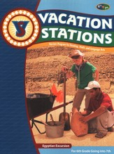 BJU Press Vacation Stations Grades 6-7