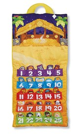 Fisher Price Nativity Advent Calendar