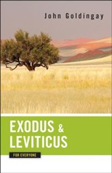 Exodus and Leviticus for Everyone, Repackaged