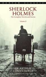 Sherlock Holmes: The Complete Novels and Stories Volume II - eBook