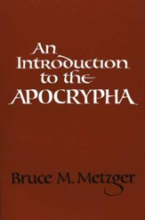 An Introduction to the Apocrypha