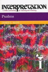 Psalms: Interpretation a Bible Commentary for Teaching and Preaching - Slightly Imperfect