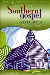Southern Gospel Favorites, Volume 4 - Choral Book