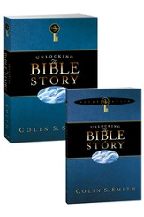 Unlocking the Bible Story Old Testament Vol 3 with Study Guide - eBook