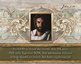 Prince Of Peace, For God So Loved the World, Mini Framed Art