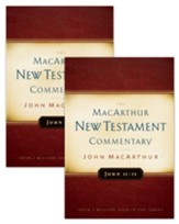 John Volumes 1 & 2: The MacArthur New Testament Commentary - eBook