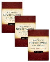 Luke 1-10: The MacArthur New Testament Commentary -eBook