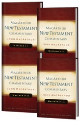 Matthew 1-28: The MacArthur New Testament Commentary -eBook