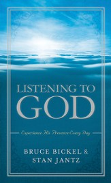 Listening to God: Experience His Presence Every Day - eBook