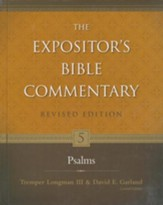 Psalms: The Expositor's Bible Commentary, Revised Edition, Volume 5 - Slightly Imperfect