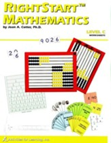 RightStart Math Level C Worksheets