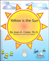 Yellow is the Sun Book and CD Combo Pack