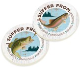 Fishing Car Coasters, Set of 2