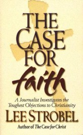 Case for Faith: A Journalist Investigates the Toughest Objections to Christianity, Mass Market - Slightly Imperfect