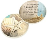 Sand Car Coasters, Set of 2