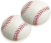 Baseball Car Coasters, Set of 2