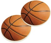 Basketball Car Coasters, Set of 2