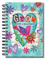 Grow Peace In Your Heart, Bird Journal