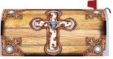 Western Cross Mailbox Cover