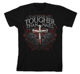 Tougher Than Nails 3 Shirt, Black, 4X Large