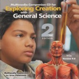 Exploring Creation with General Science, 2nd Edition, Companion CD-ROM, Version 9.0