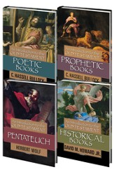 Introduction to the Old Testament, set of four books (Prophetic, Poetic, Pentateuch, Historical) - eBook
