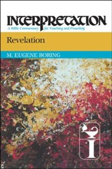 Revelation: Interpretation: A Bible Commentary for Teaching and Preaching - Slightly Imperfect