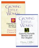 Growing Little Women/Growing Little Women for Younger Girls Set - eBook