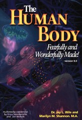 The Human Body, Advanced Biology,  Full Course CD-ROM, Version 9.0
