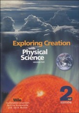 Exploring Creation with Physical Science, 2nd Edition, Full Course CD-ROM, Version 9.0