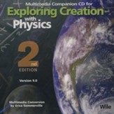 Exploring Creation with Physics, 2nd Edition, Companion CD-ROM, Version 9.0