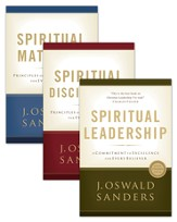 Spiritual Leadership/Spiritual Discipleship/Spiritual Maturity Set - eBook