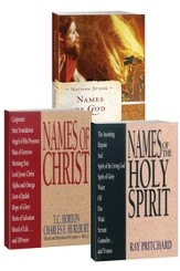 Names of God/Names of Christ/Names of the Holy Spirit Set - eBook