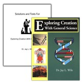 Exploring Creation with General Science, 2 Volumes (1st Edition)