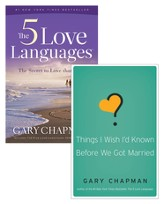 The 5 Love Languages/Things I Wish I'd Known Before We Got Married Set - eBook