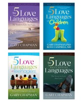The 5 Love Languages/The 5 Love Languages Men's Edition/The 5 Love Languages of Teenagers/The 5 Love Languages of Children Set - eBook