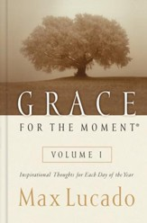 Grace for the Moment: Inspirational Thoughts for Each Day of the Year - eBook