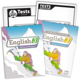BJU English Grade 3 Homeschool Kit