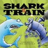 Shark vs. Train / Illustrated - eBook