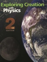Exploring Creation with Physics (2nd Edition), Textbook  - Slightly Imperfect