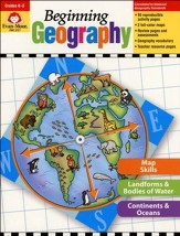 Beginning Geography, Grades K-2 - Slightly Imperfect