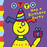 Otto Has a Birthday Party / Illustrated - eBook