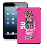 So Loved, Pink iPad Mini Case